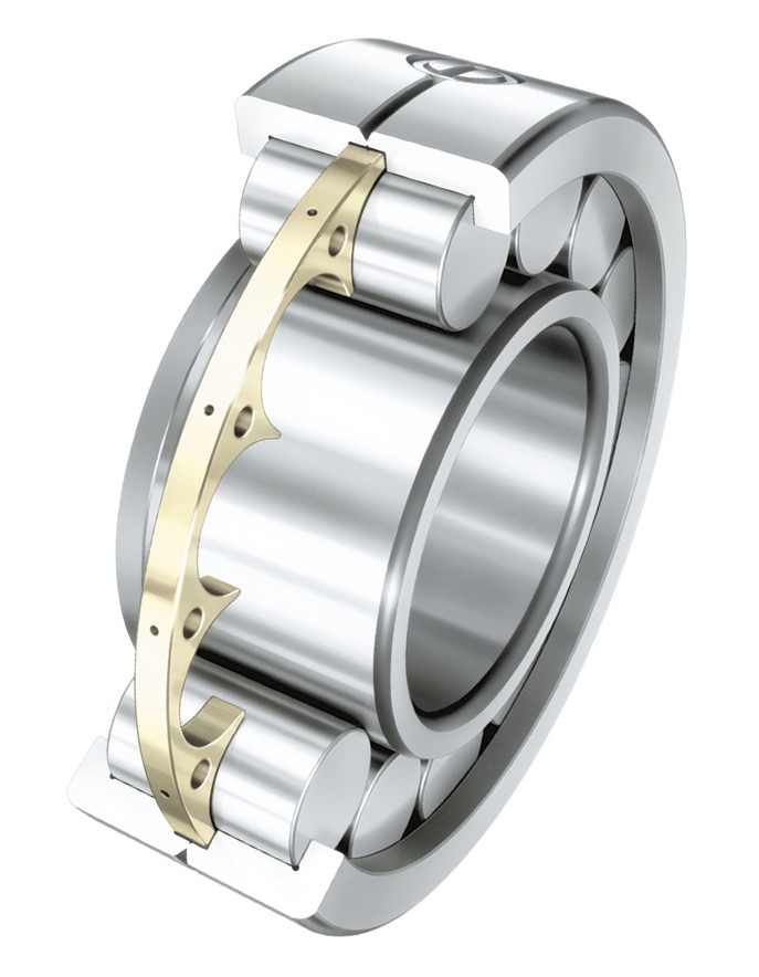 380 mm x 480 mm x 100 mm  SKF NNCF4876CV Cylindrical roller bearings