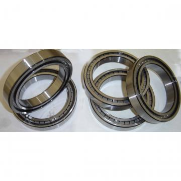 170 mm x 215 mm x 45 mm  NKE NNCF4834-V Cylindrical roller bearings